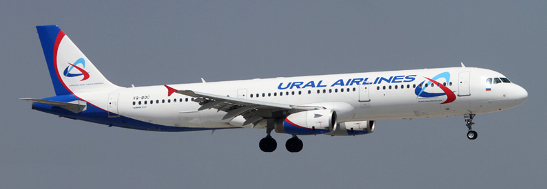 Ural Airlines Airbus A321-200