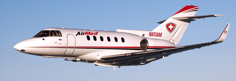 AirMed International BAe 125-800A