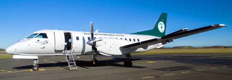 Air Chathams Saab 340