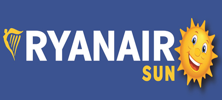 Logo of Ryanair Sun