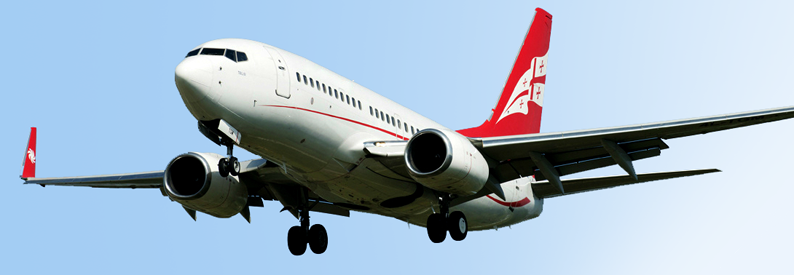 Georgian Airways Boeing 737-700