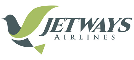 Logo of Jetways Airlines