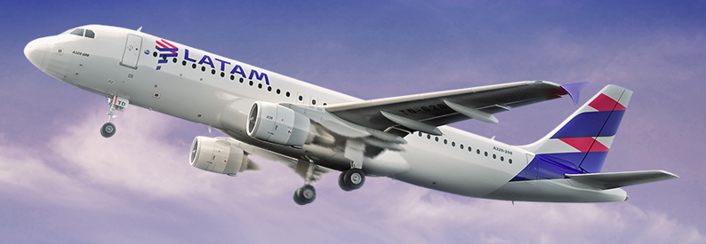 LATAM Airlines Brasil Airbus A320-200