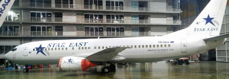 Star East Airlines Boeing 737-400