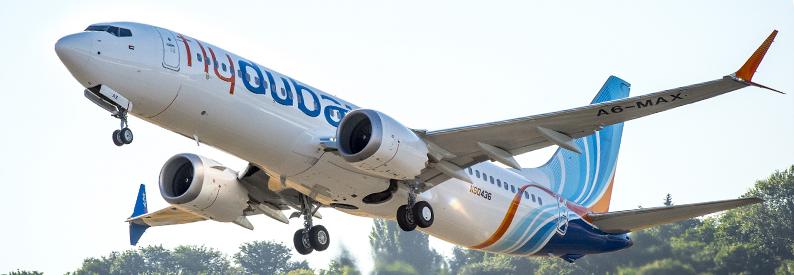 flydubai Boeing 737-8