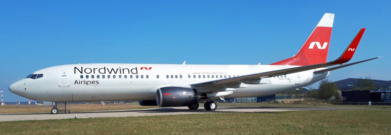 Nordwind Airlines Boeing 737-800