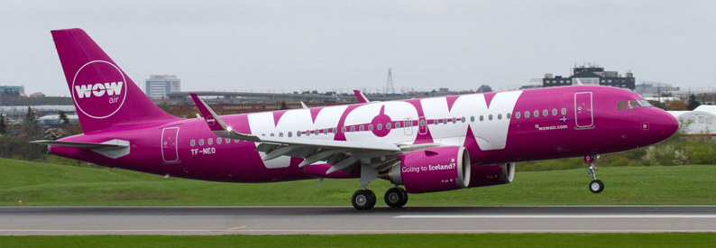 WOW air Airbus A320-200N