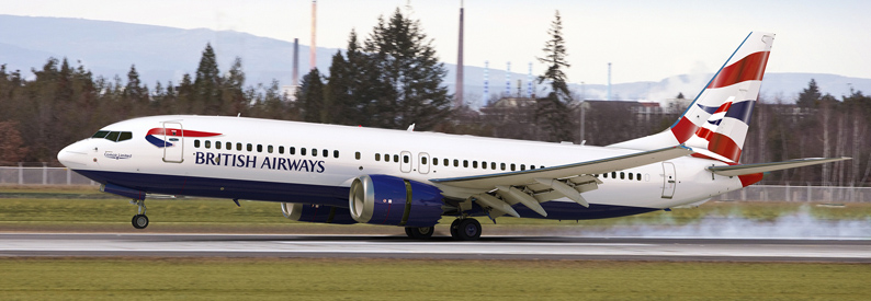 Comair (British Airways livery) Boeing 737-8