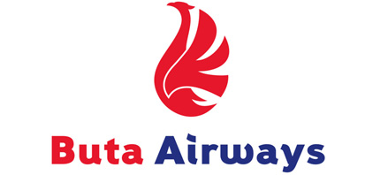 Logo of Buta Airways