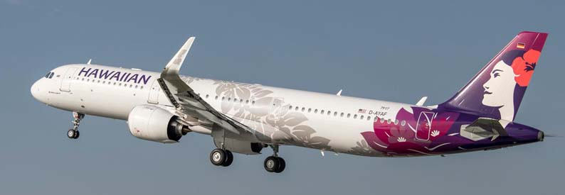 Hawaiian Airlines Airbus A321-200neo