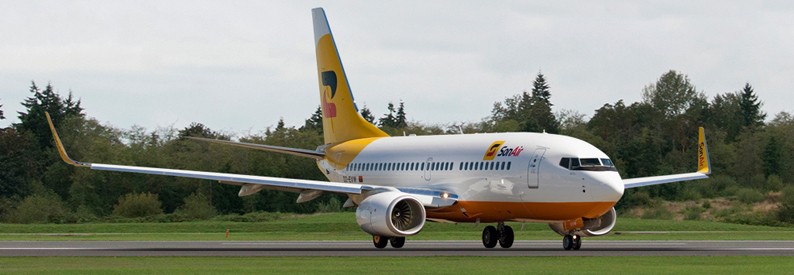 Sonair to cease scheduled ops by late 4Q, sell B737-700s