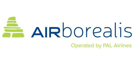 Logo of Air Borealis