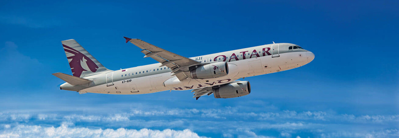 Qatar Airways Airbus A320-200