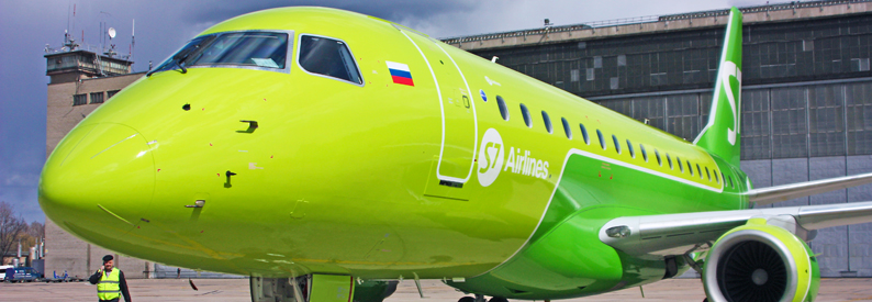S7 Airlines Embraer 170-100