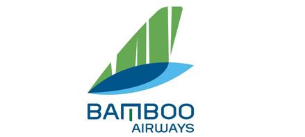 Logo of Bamboo Airways