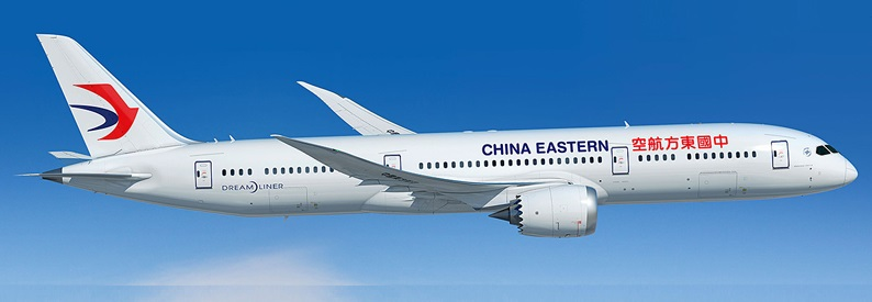 China Eastern Airlines Boeing 787-9