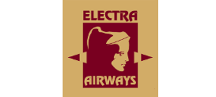 Logo of Electra Airways