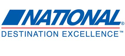 Logo of National Airlines