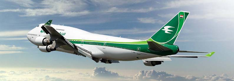 Iraqi Airways Boeing 747-400