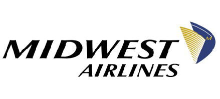 Logo of Midwest Airlines