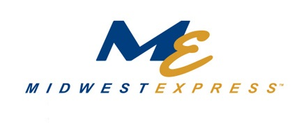 Logo of Midwest Express Airlines