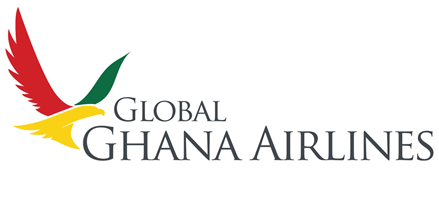 Logo of Global Ghana Airlines