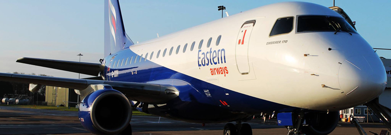 Eastern Airways Embraer Emb 170-100