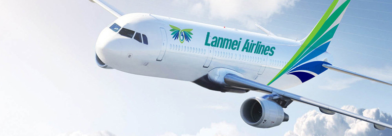 Illustration of Lanmei Airlines Airbus A321-200