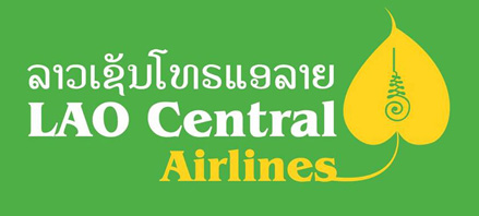Logo of Lao Central Airlines