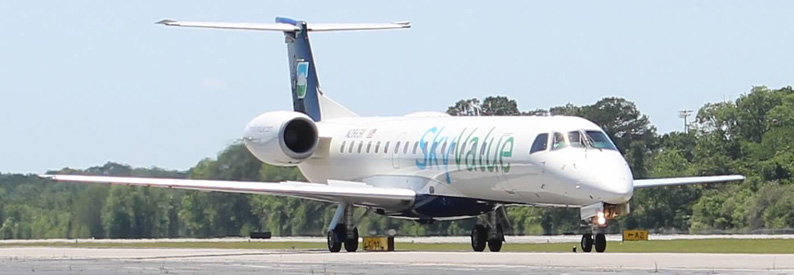 SkyValue Airways Embraer ERJ145