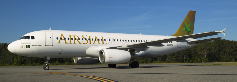 Pakistan's Air Sial secures three A320s ahead of launch - ch