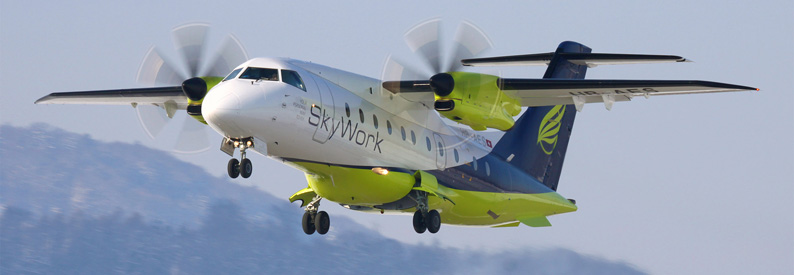 SkyWork Airlines Dornier 328-100