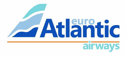 Logo of euroAtlantic Airways