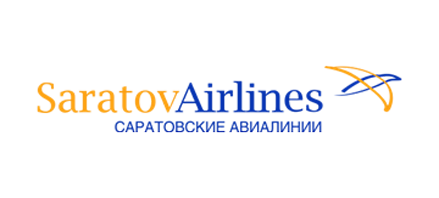 Logo of Saratov Airlines