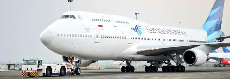 Garuda indonesia ends b747 operations ch aviation garuda indonesia boeing 747 400 stopboris Choice Image