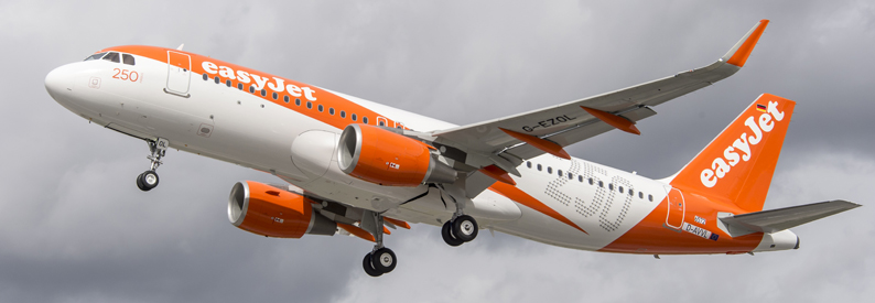 easyJet Airbus A320-200