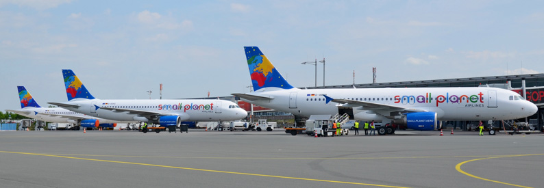 Small Planet Airlines Germany Airbus A320-200
