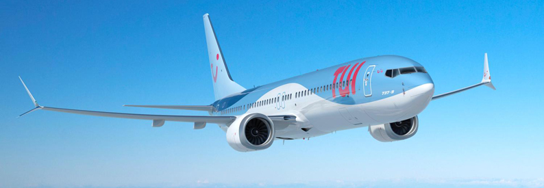 Illustration of TUI fly B737-8
