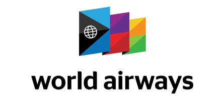 Logo of World Airways