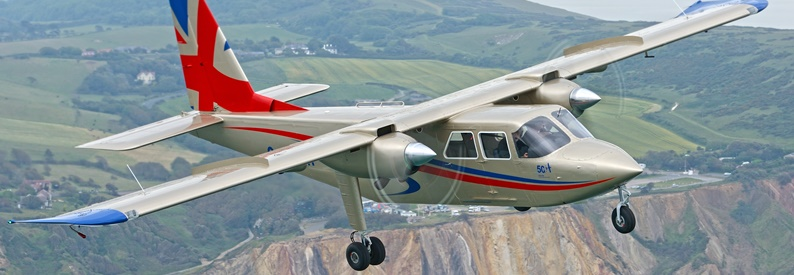 Britten Norman inks China sales deal - ch-aviation