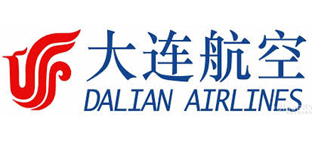 Logo of Dalian Airlines