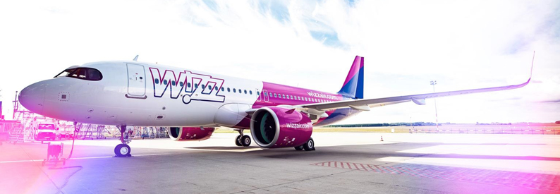 Illustration of Wizz Air Airbus A320-200N