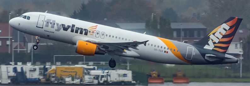 VLM Airlines Airbus A320-200
