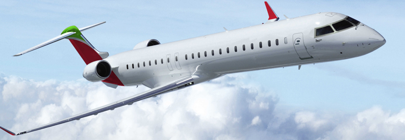 Illustration of Air Vallee Bombardier CRJ1000