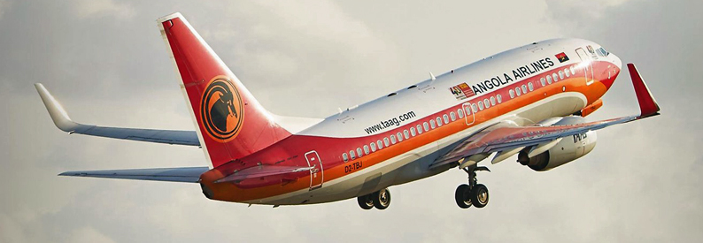 TAAG Angola Airlines Boeing 737-700