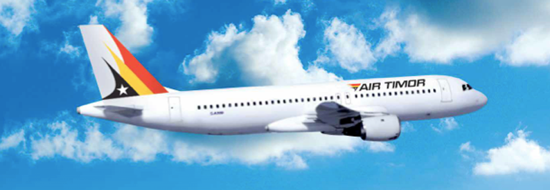 Illustration of Air Timor Airbus A320-200