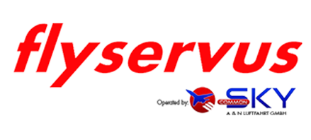 Logo of FlyServus