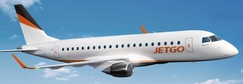 Illustration of JetGo Australia Embraer 175