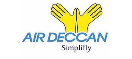 Logo of Air Deccan