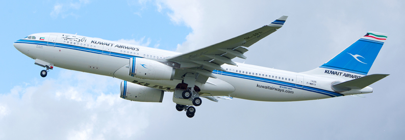 Kuwait Airways Airbus A330-200